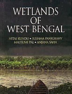 Wetlands of West Bengal (Hardback)