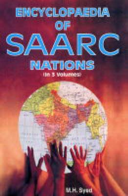Encyclopaedia of SAARC Nations: v.3 (Hardback)