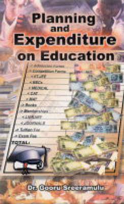 Planning and Expenditure on Education (Hardback)