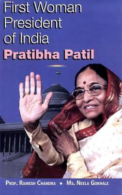 First Woman President of India, Pratibha Patil (Hardback)