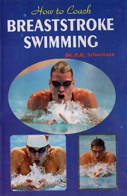 How to Coach Breaststroke Swimming (Paperback)