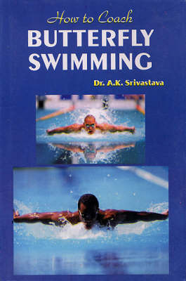 How to Coach Butterfly Swimming (Paperback)