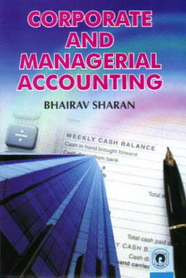 Corporate and Managerial Accounting (Hardback)