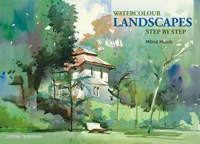 Watercolour Landscapes Step by Step (Paperback)