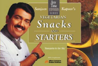 Snacks & Starters: Vegetarian (Hardback)