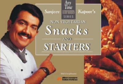 Snacks & Starters: Non Vegetarian (Paperback)