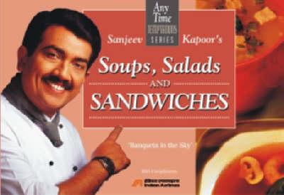 Soups, Salads & Sandwiches (Hardback)