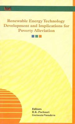Renewable Energy Technology Development Implication for Poverty Alleviation (Paperback)