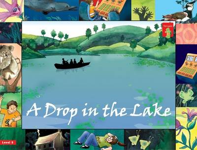 A Drop in the Lake: Key stage 2 (Paperback)