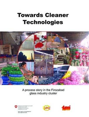 Towards Cleaner Technologies: A Process Story in the Firozabad Glass Industry Cluster (Paperback)