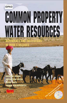 Common Property Water Resources: Dependence and Institutions in India's Villages (Hardback)