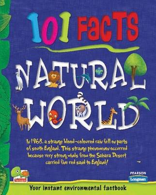 Natural World: Key stage 2 - 101 Facts (Hardback)