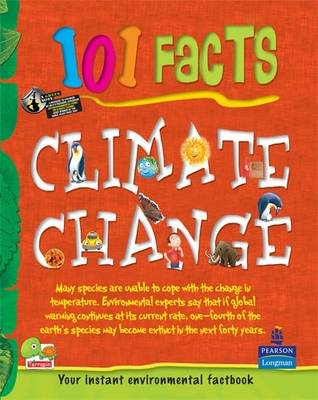 Climate Change: Key stage 2 - 101 Facts (Hardback)