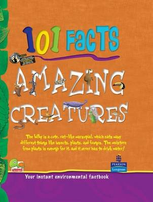 Amazing Creatures: Key stage 2 - 101 Facts (Hardback)