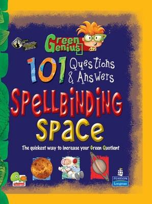 Spellbinding Space: Key stage 3 - Green Genius's 101 Questions and Answers (Hardback)