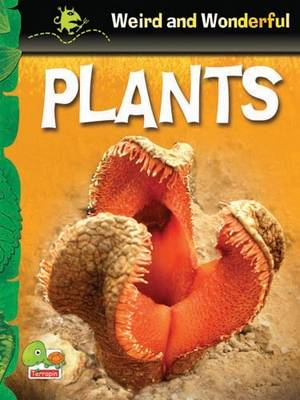 Plants: Key stage 1 - Weird & Wonderful S. (Paperback)