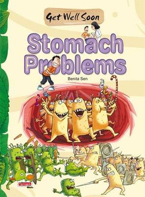 Stomach Problems: Key stage 2 - Get Well Soon (Paperback)