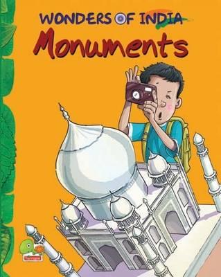 Monuments: Key stage 1 - Wonders of India (Hardback)