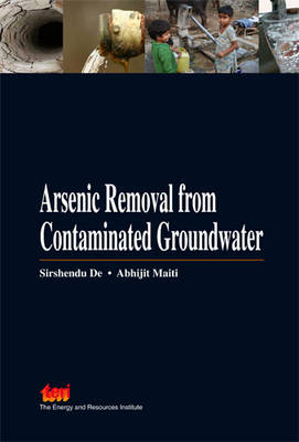 Arsenic Removal from Contaminated Groundwater (Hardback)