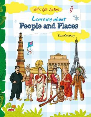 Let's Get Active: Learning About Peoples and Places (An Illustrated Activity Book That Teaches Young Learners All About People and Exciting Places) - Let's Get Active 4 (Paperback)