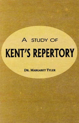 A Study of Kent's Repertory (Paperback)