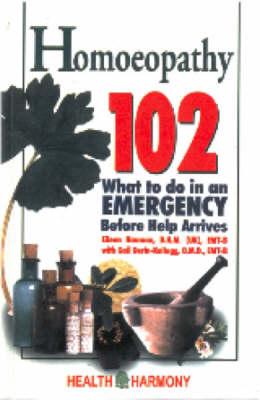 Homoeopathy 102 (Paperback)