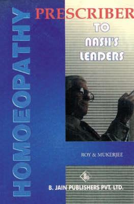 Prescriber to Nash's Leaders in Homoeopathy (Paperback)