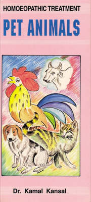 Homoeopathic Treatment of Pet Animals (Paperback)