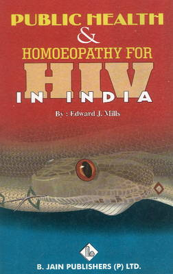 Public Health and Homoeopathy for HIV in India (Paperback)