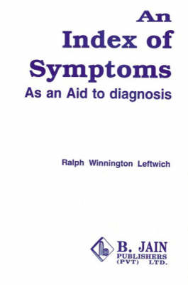 Index of Symptoms (Paperback)