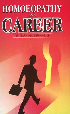 Homoeopathy as a Career (Paperback)