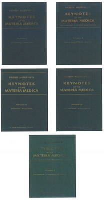 Keynotes of the Materia Medica: Commentary and Group Discussion (Hardback)
