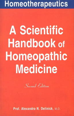 A Scientific Handbook of Homeopathic Medicine (Paperback)