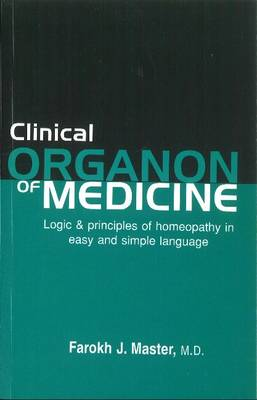 Clinical Organon of Medicine (Paperback)