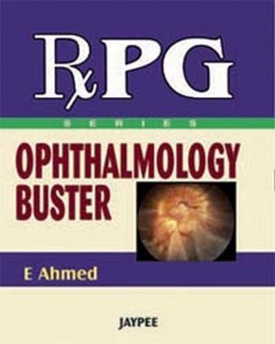 RxPG Series:Ophthalmology Buster (Paperback)