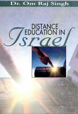 Distance Education in Israel (Paperback)