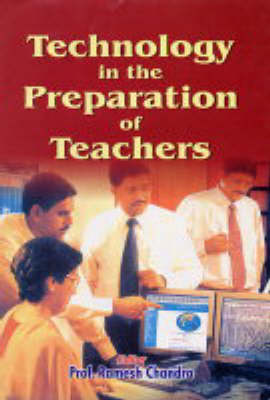 Technology in the Preparation of Teachers (Hardback)