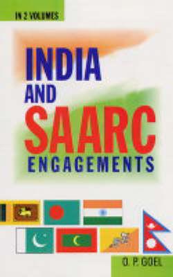 India and SAARC Engagements (Hardback)