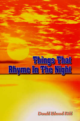 Things That Rhyme in the Night (Hardback)