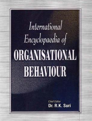 International Encyclopedia of Organisational Behaviour (Hardback)