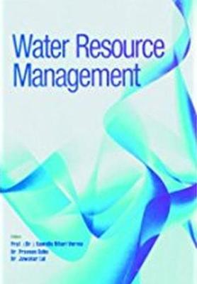 Water Resource Management (Hardback)