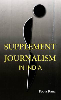 Supplement Journalism in India (Hardback)