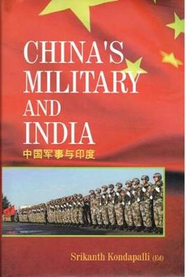 China's Military and India (Hardback)