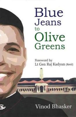 Blue Jeans to Olive Greens (Hardback)