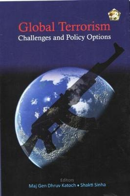 Global Terrorism: Challenges and Policy Options (Hardback)