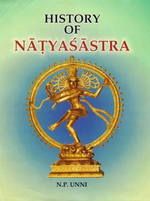 History of Natyasastra (Hardback)