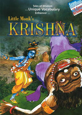 Little Monk's Krishna (Hardback)