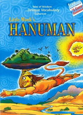 Little Monk's Hanuman (Hardback)
