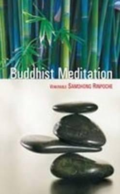 Buddhist Meditation (Paperback)