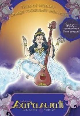 Little Monks Saraswati (Hardback)